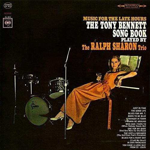 RALPH SHARON TRIO | The Tony Bennett Song Book