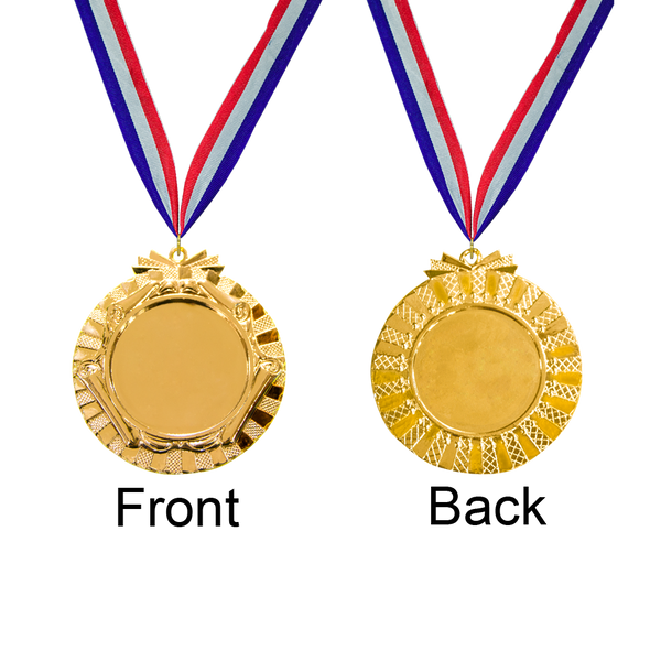 LARGE MEDAL WITH RIBBON
