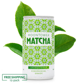 Load image into Gallery viewer, Moontower Matcha™ Unsweetened - 12 pack