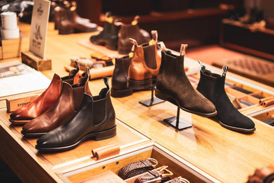 Invest in Quality Shoes and Boots!