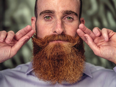 5 Reasons Why Growing a Beard is Healthy!