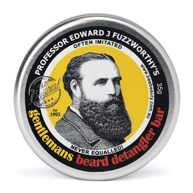 Beard Detangling Solid Conditioner Bar Detangler - Professor Fuzzworthy - Professor Fuzzworthy Beard Care