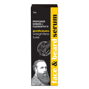 Gentlemans Face & Beard Oil Serum