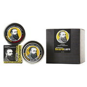 Big Beard Grooming Kit - Solid Beard Shampoo Bar, Conditioner Bar & Balm