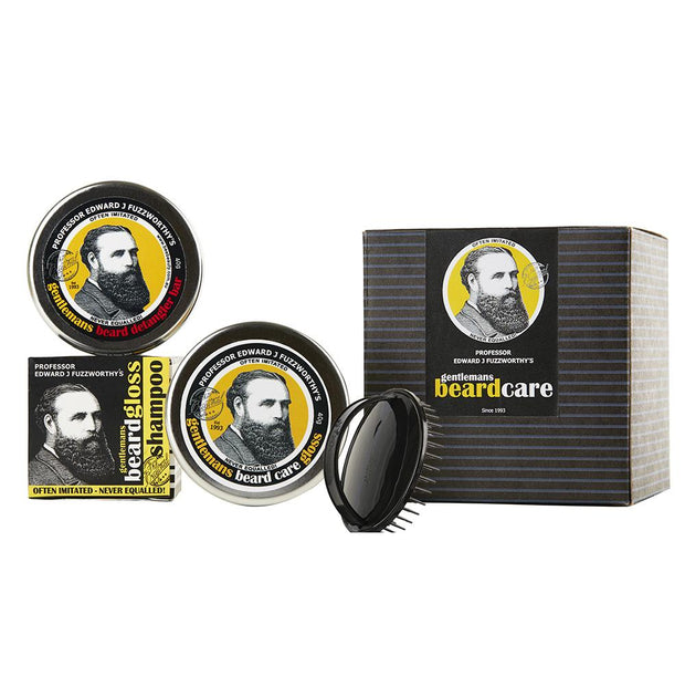Limited Edition Big Beard Growth Grooming Kit & Beard Massager