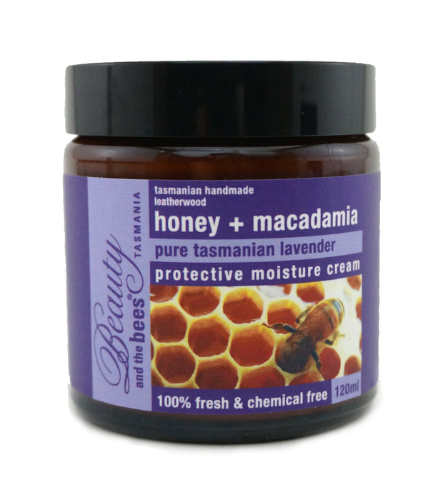 Leatherwood Honey & Macadamia RICH Moisture Cream Calendula Infused