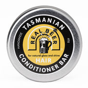 Real Beer Solid Conditioner Bar - Professor Fuzzworthy - Professor Fuzzworthy Beard Care