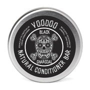 Voodoo Black Bamboo Charcoal Conditioner Bar - Professor Fuzzworthy - Professor Fuzzworthy Beard Care