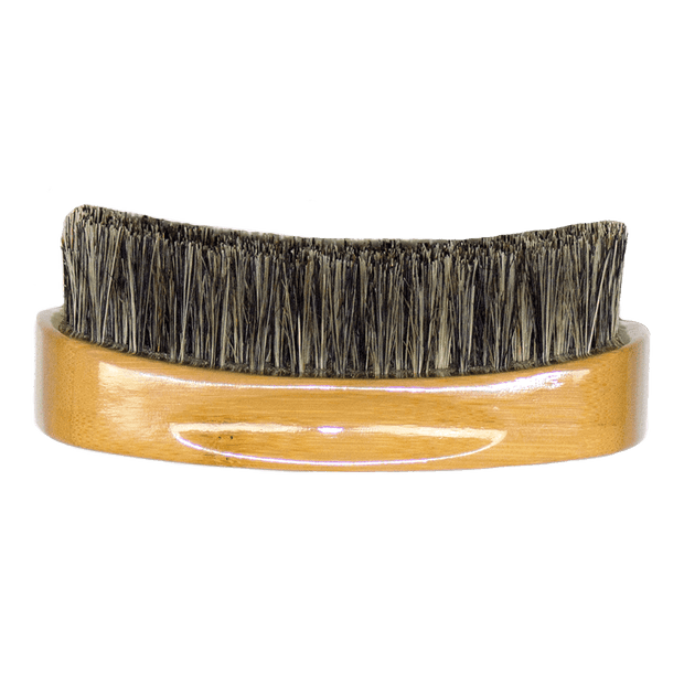 Bass Boar Bristle Beard Brush - Professor Fuzzworthy - Professor Fuzzworthy Beard Care