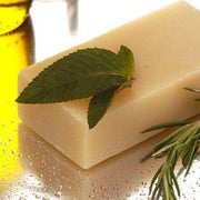 Rosemary Mint Solid Shampoo Bar - Beauty and the Bees - Professor Fuzzworthy Beard Care
