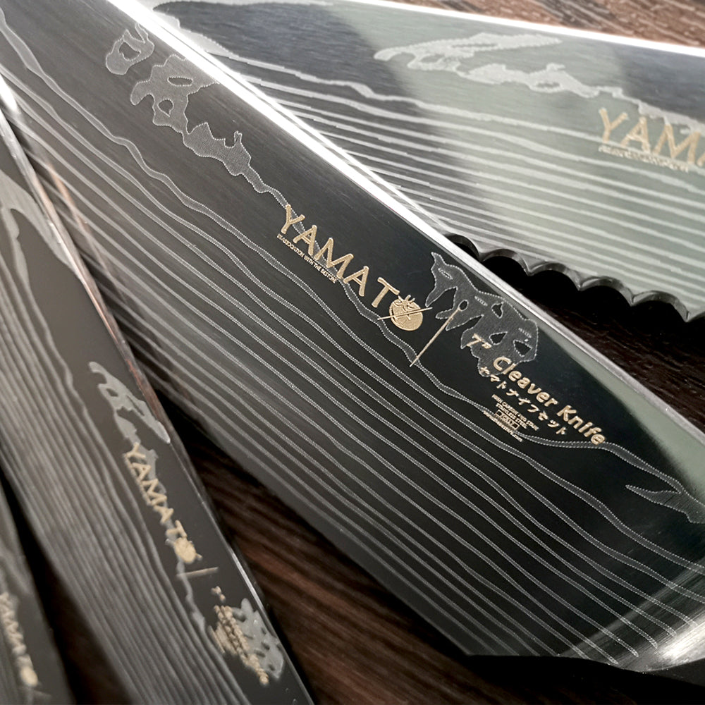 YAMATO Japanese Chef Knife Set