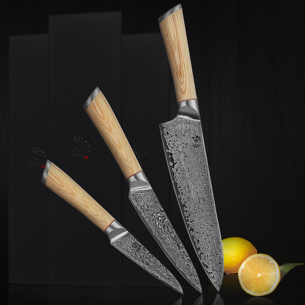 Kyokuto Japanese Knife Set