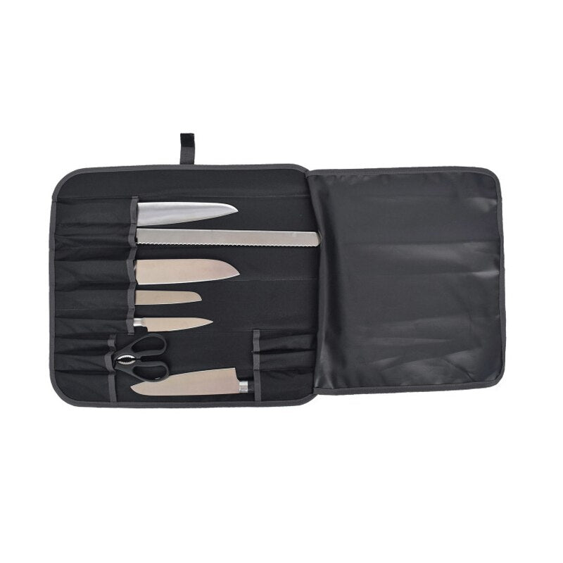 YAMATO 11 Pockets Chef Knife Roll Bag