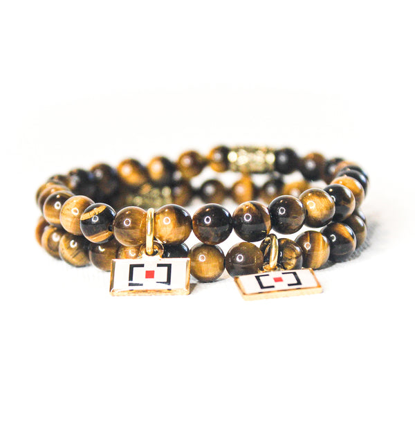 Mini Tiger's Eye Bracelet
