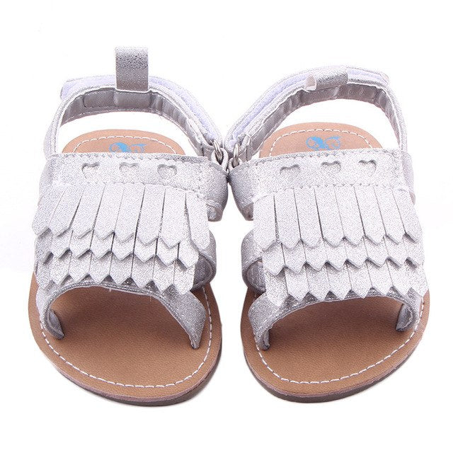 Princess Baby Sandals - gobabyco