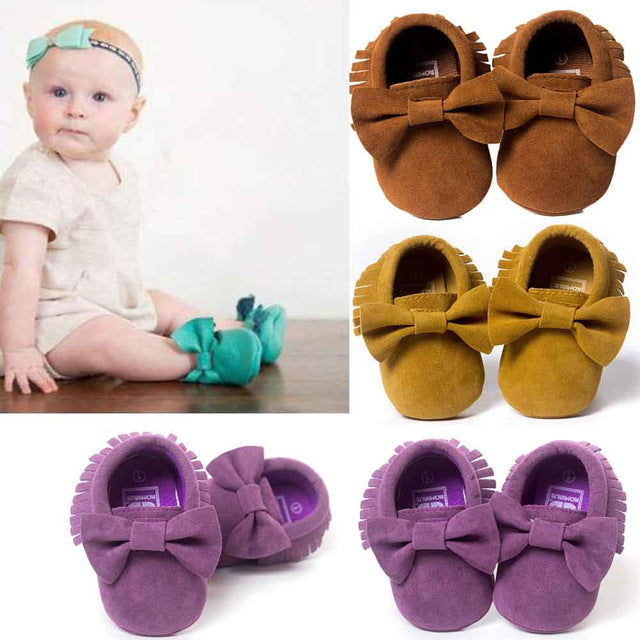 Spring Newborn Baby Shoes Girls Boy Anti-Slip - gobabyco