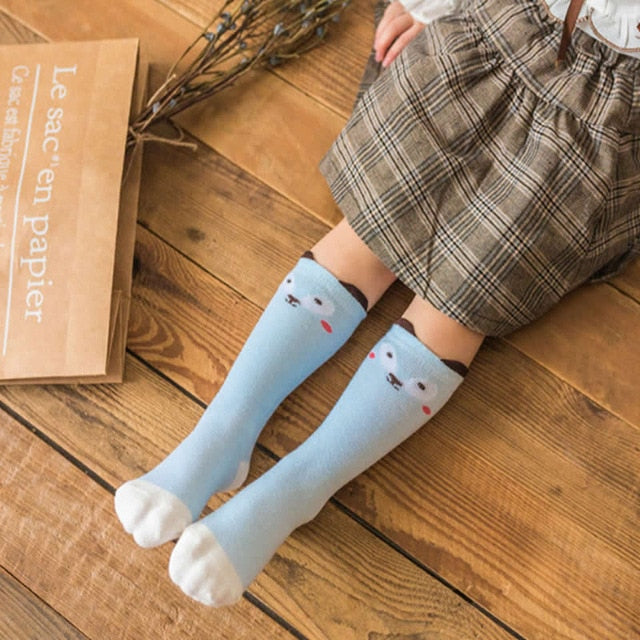 Colorful Printed Socks - gobabyco