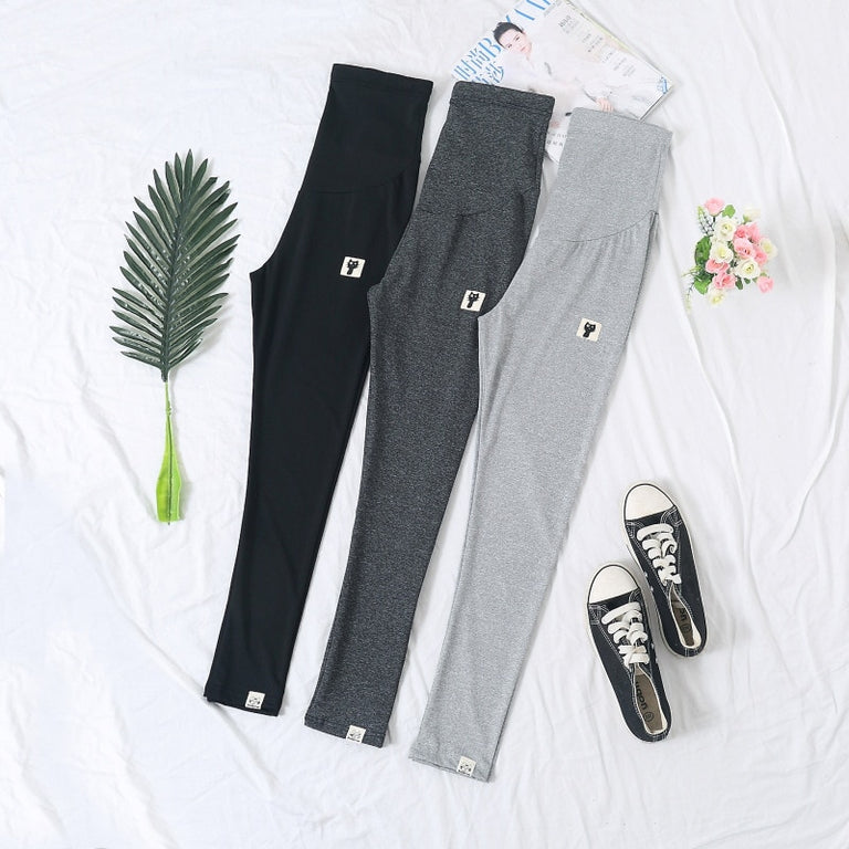 Maternity Thin Jogging Pants - gobabyco