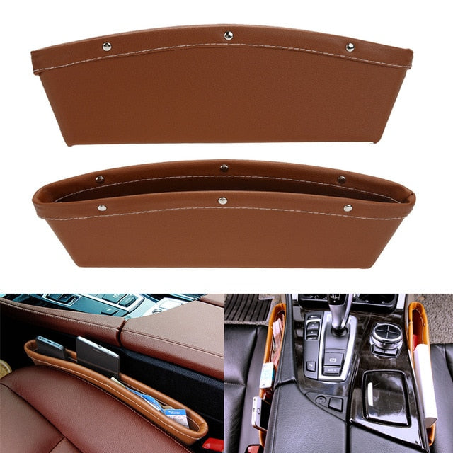 Leather Seat Pocket