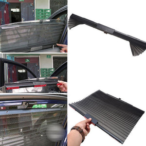 RETRACTABLE CURTAIN FOR CAR