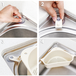 Sink Drain Shelf & Kitchen Waste Filter