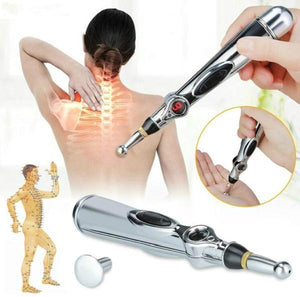 HeliSummer Electric Laser Acupuncture Pen - Pain Relief