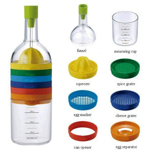 8-in-1 Ultimate Kitchen Bottle