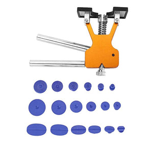 Aluminum Car Paintless Dent Puller Repair Tools Kit