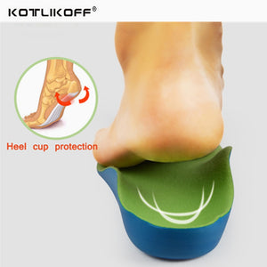Orthotic Insoles For Flat Feet