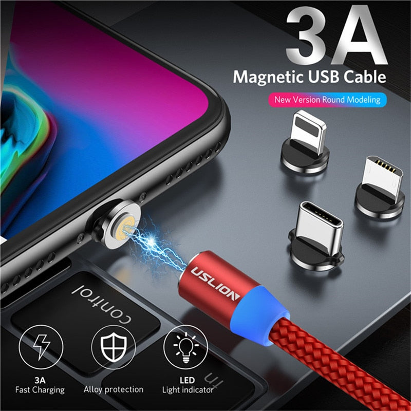 UNIVERSAL Fast Charging MAGNETIC Plugs