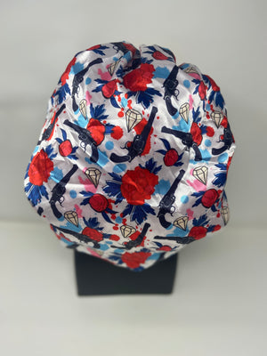 Gunz and Roses Bonnet