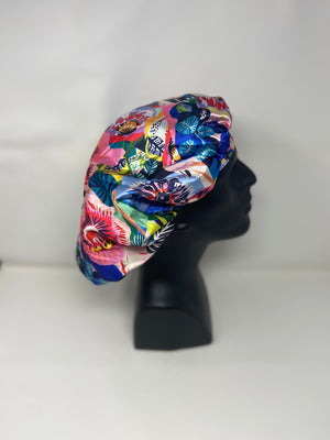 Sunset Floral Bonnet