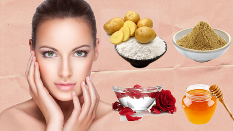 Potato Radiance Mask