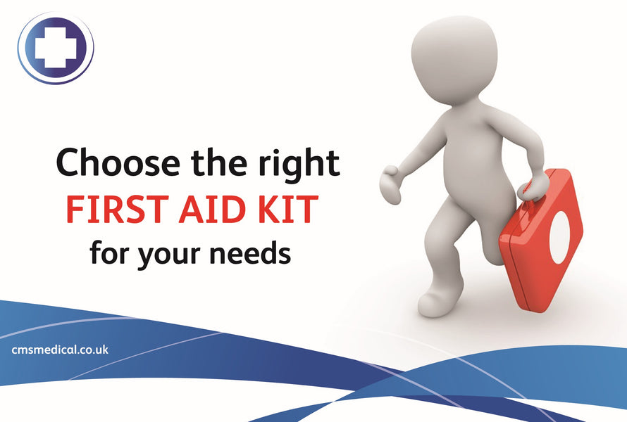 Choose the right First Aid Kit