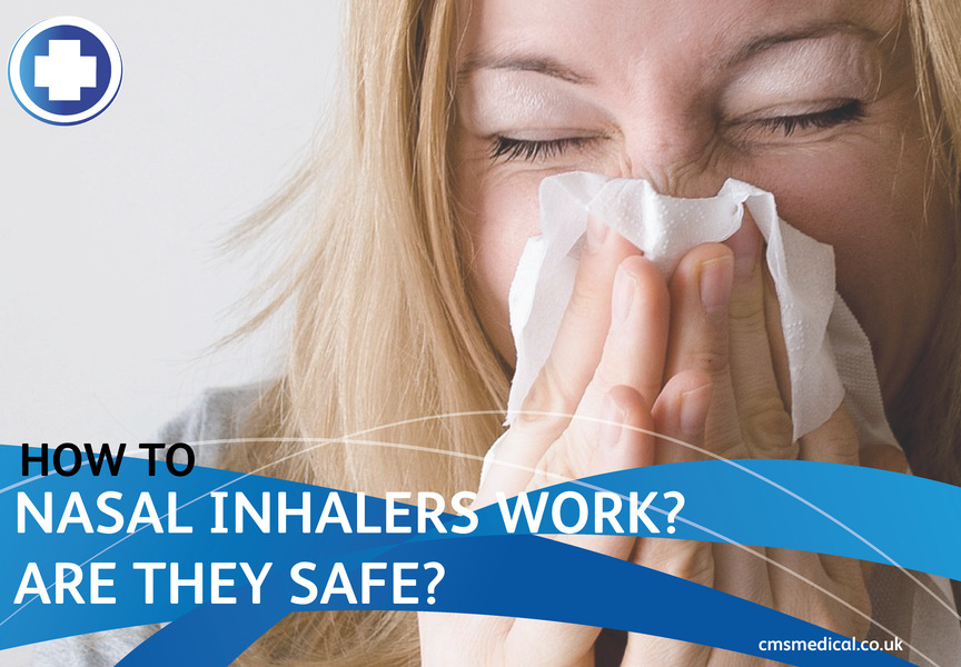 Inhalers for cold. How do they work?