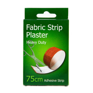 Fabric Strip Plaster