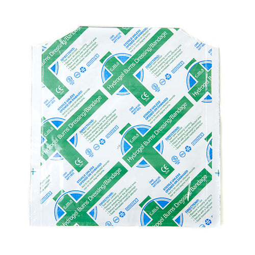 Hydro Gel Cooling Burns Dressing Pads