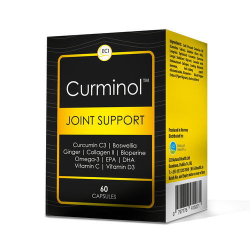 Curminol™- Joint Support  60 capsules
