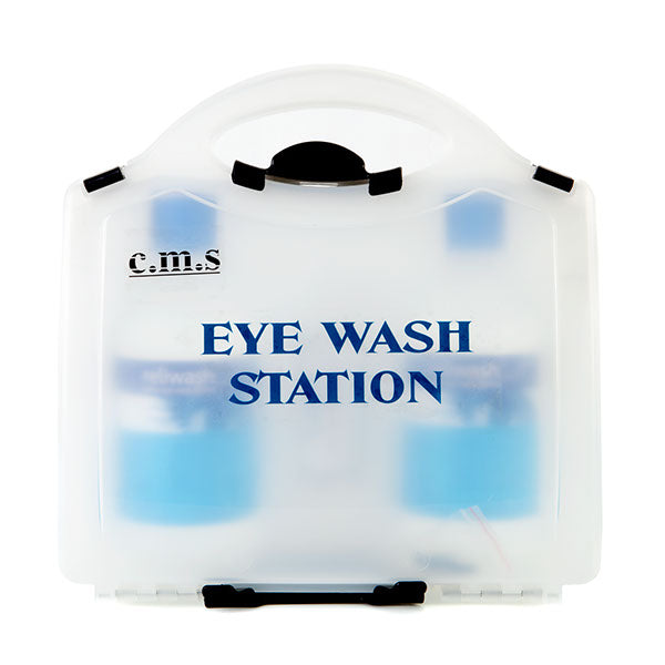 CMS Eye Wash Station