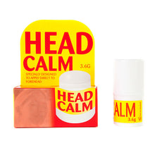 Load image into Gallery viewer, Head Calm Forehead Balm