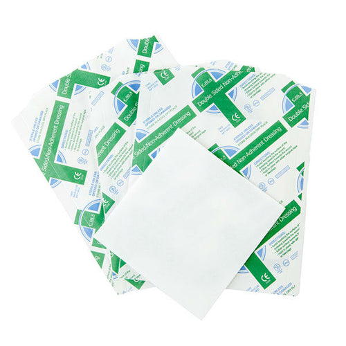 10 Pack Double Sided Dressing Pads