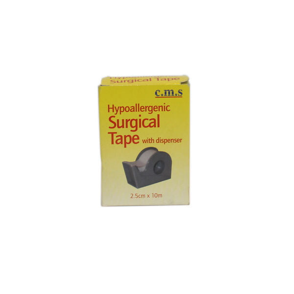Microporous Surgical Tape (with dispenser)