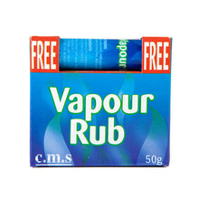 Load image into Gallery viewer, Menthol Vapour Rub & Nasal Inhaler pack