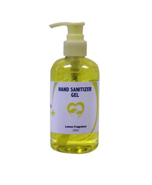 CMS Hand Sanitizer Gel (Lemon Frangranced)