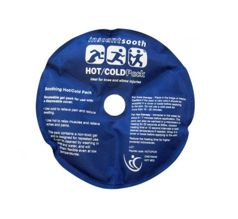 Reusable Circular Hot/Cold Pack
