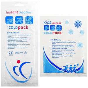 Kids Instant Ice Pack