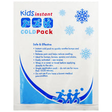 Load image into Gallery viewer, Kids Instant Ice Pack