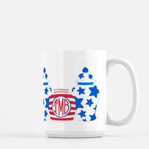 Grand Ole Ginger Jars Custom Crest Mug