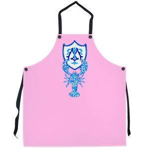 Chinois Lobster Custom Crest Apron