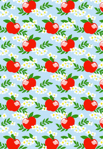 Apple Blossom Gift Wrap